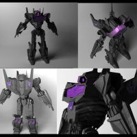 Shockwave concept by morgenty