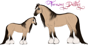 Faraway Destiny Ref. by Cerulean-Sky-Stables