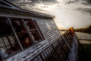 Ship Wrecked HDR by joelht74