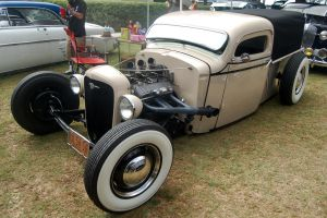 1936 Chevy Rat Rod by CZProductions