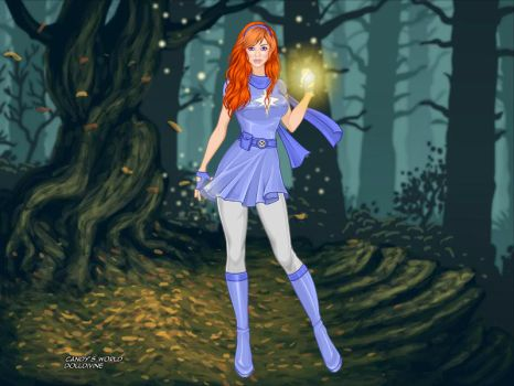 Wendy X-Girl-Candys-World-Doll-Divine-wide by NicoRiley