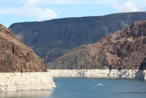 Lake Mead by Dr-J-Zoidberg