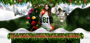 Christmas design is online by cherryproductionsorg