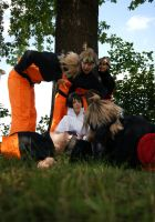 Naruto: If you want trouble make it double by Mondlied