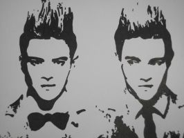 Jedward by merelloves1D