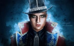 The Hatter by TitusBoy25
