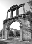 Arch of Hadrian by Elias-Chatzoudis