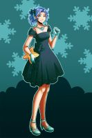 MM: Aurelia Winter Ball by Snow-the-Wanderer