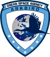 Osean Space Agency 'Arkbird' by DEathgod65