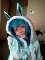Glaceon by Daws3