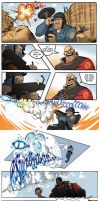 Tf2: Be efficient be polite 4-5 by spacerocketbunny