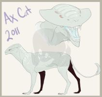 Ax Cat Mini Ref by Pythosblaze