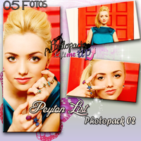 Photopack 02 Peyton List by PhotopacksLiftMeUp