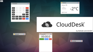 CloudDesk v4.0 by DaKoder