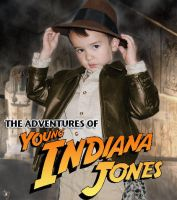 Young Indiana Jones by Irishmile