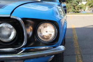 Mach 1's Alive by KyleAndTheClassics