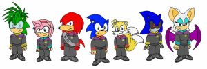 Sonic Trek the Next Generation by RyanEchidnaSEAL