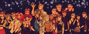 Party Under The Lights by TrueLoveStory