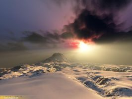 wintersun by magann