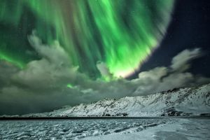 Northern Lights by Snow-Bound-Eternity