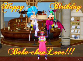 Happy Birthday Baka-chanLove! by NekoHybrid
