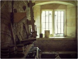 Woodchester mansion, interior 3 by PeteHamilton
