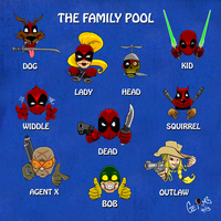The Family Pool by v-Germs-v