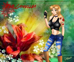 Red Camellia - Katsumi by Cre8Eva