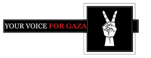 YOUR VOICE FOR GAZA II by anitaru