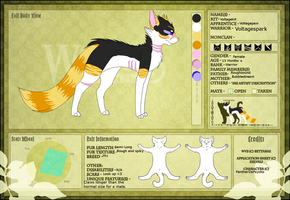 Voltagespark Ref by PantherDaPsycho