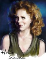 the one and only  River Song by ladysherry