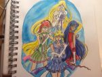 SailorMoon Reloaded by Evilness321