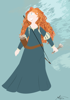 Merida by Flutter-Butter