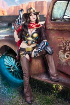 One more Mccree!!!! by andyrae