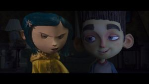 Coraline and Norman by Theultimateclub