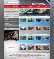 Falxis.com by djsupes