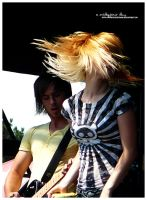 paramore II - warped tour. by pprincessbydawn