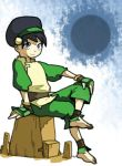 Toph - The Earth bender by LenToTo