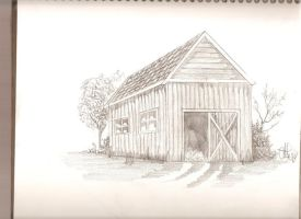 Barn by c7few
