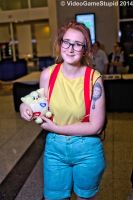 Rhode Island Comic Con 2014 - Misty by VideoGameStupid