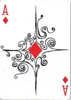40 thoughts: ace of diamonds by expensivesadness