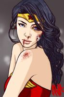 Wonder Woman by Electricalivia