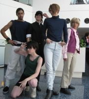 AX 09: ALL FIVE by CrushMyVelvet
