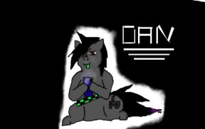 Dan the pony. by FR0STBYTE000