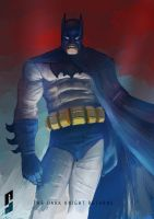 The dark knight by saadirfan