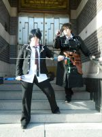Shutocon 2013 blue exorcist by superjacqui