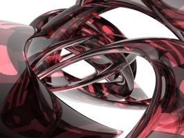 Abstract red by jphaywood12