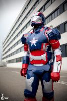 Iron Patriot by greengreencat