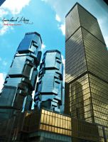 transformers buildings by nhiqiyut-photography