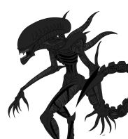 Xenomorph by TheBestComicKing